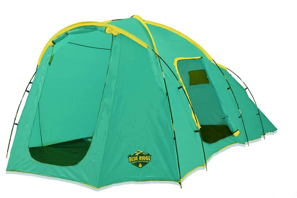 Blue Ridge Family Outfitters Summer Camping Tent Review