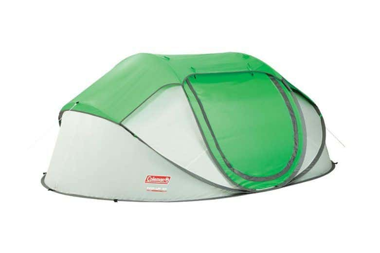 Coleman Pop Up Tent Review