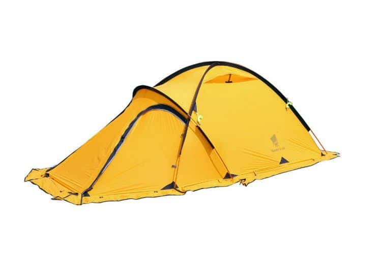 Geertop 4 Season 2- Person 20D Alpine Tent Review