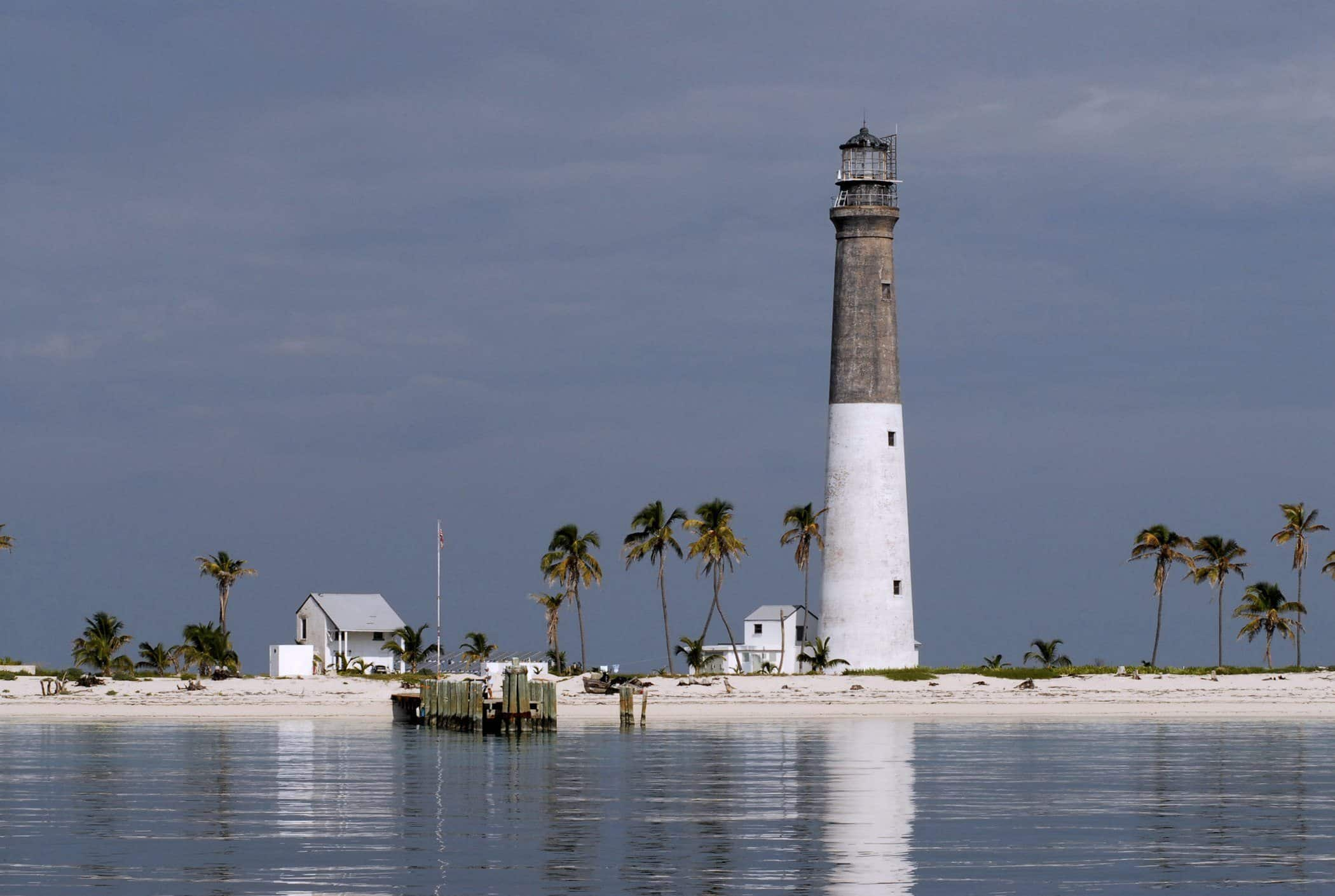 Dry Tortugas Florida Lighthouse