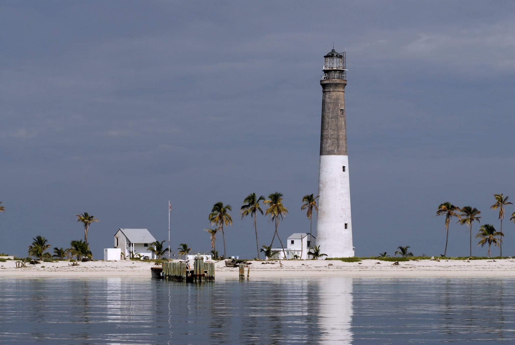 Dry Tortugas Florida Lighthouse