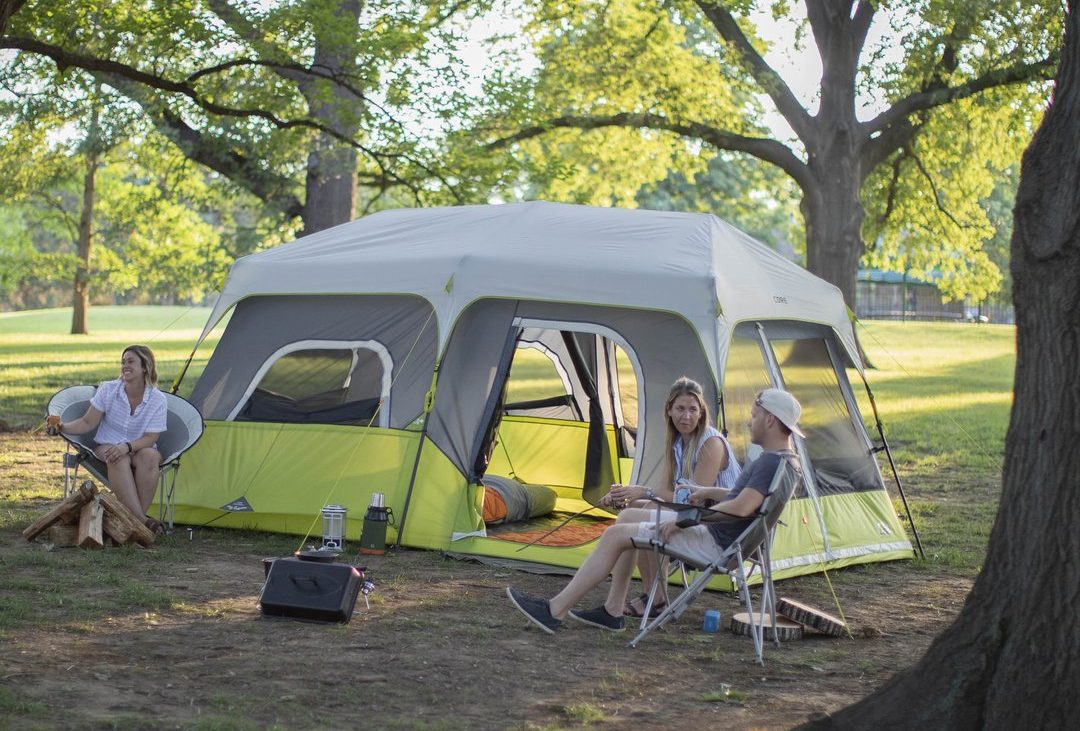 Core 9 Person Instant Cabin Tent Review Camping Pursuits