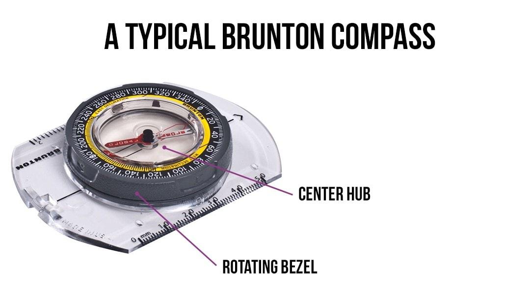 PNG Brunton COMPASS