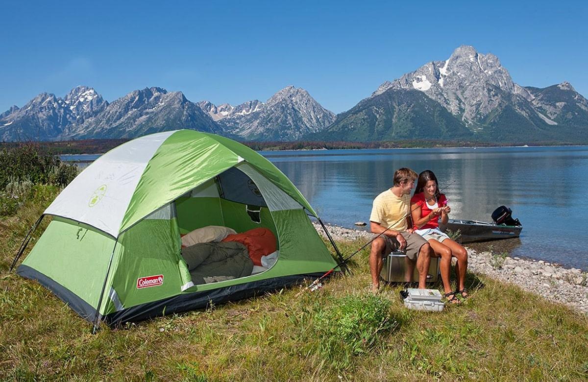 Coleman 4-Man Tent